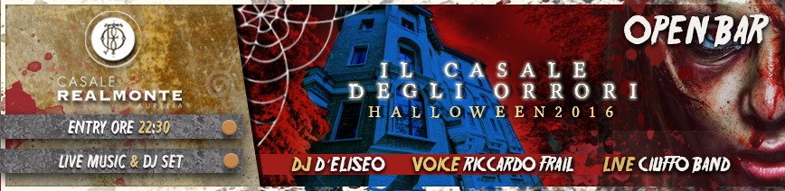 halloween-casale-realmonte-roma